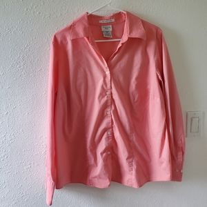 Pink Botton Down Shirt